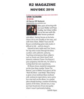 R2 Magazine_Nov Dec 2016_Sari Schorr_Album Review_2.jpeg
