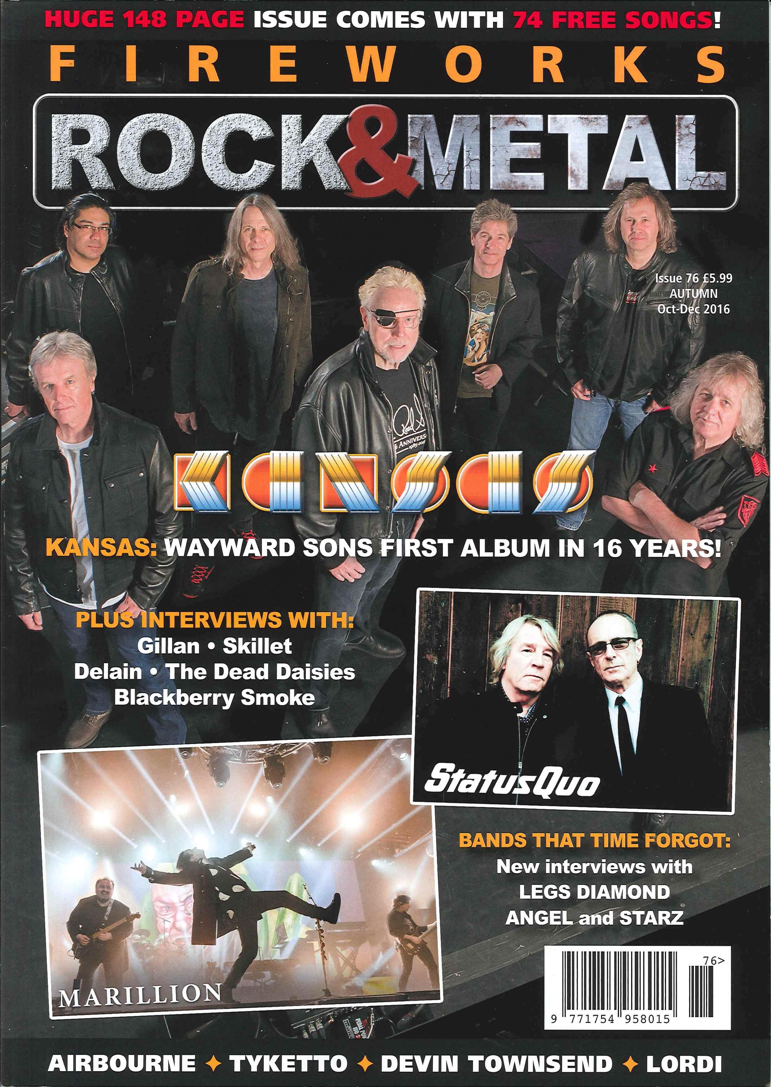 Fireworks Magazine_Oct Dec 2016_Sari Schorr_Album Review_1.jpg