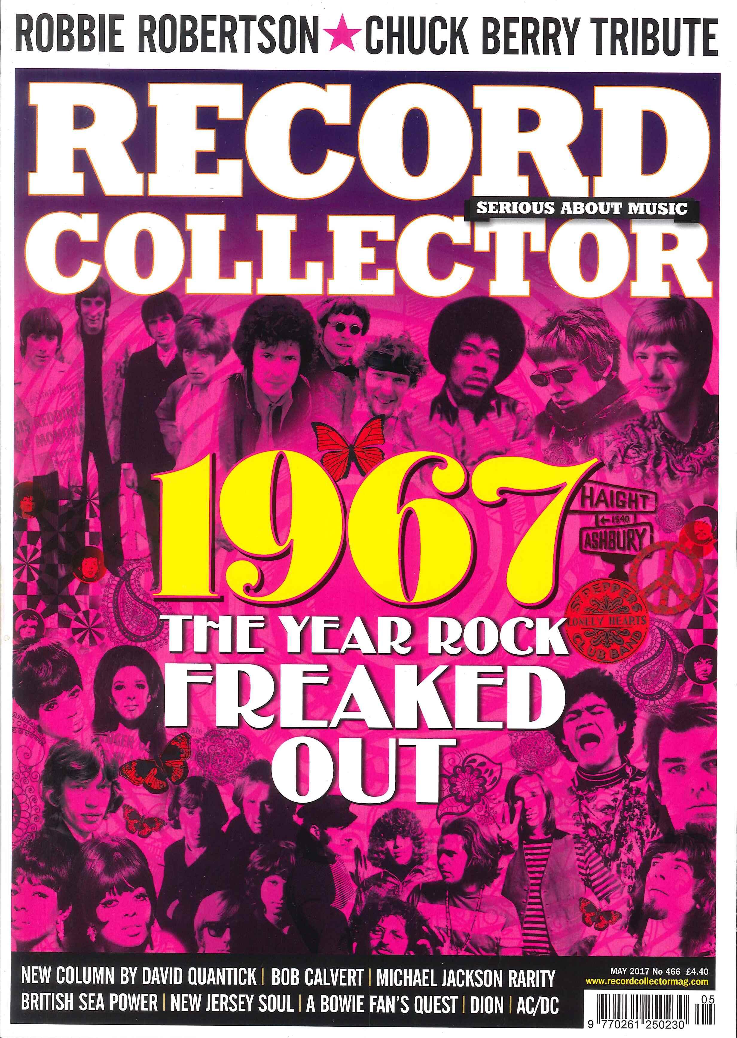 Record Collector_May 2017_Sari Schorr_London Borderline review_1.jpg