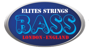 Elites Strings - The comprehensive range of ELITES Bass Strings is manufactured according to the exacting specifications of the Bass Centre, London, England, the world's first, foremost and most famous bass guitar specialist.