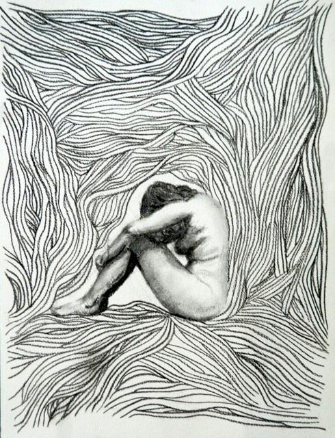 Artwork: Body 1 by Cassandra Martin