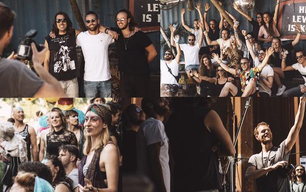Thuishaven, Crew, Members, groups, Amsterdam, 2018, 5 years anni