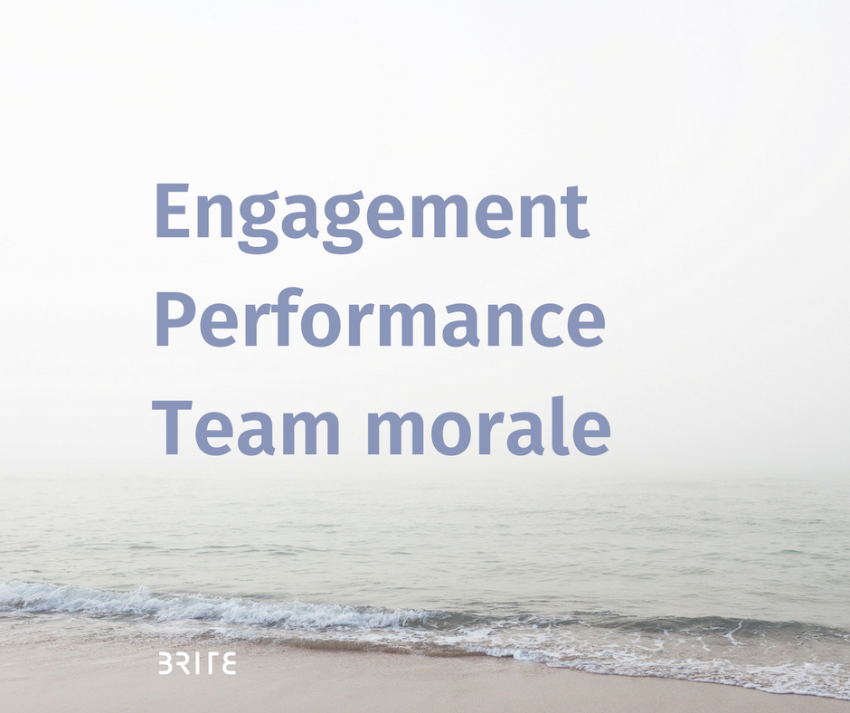 team morale and performance