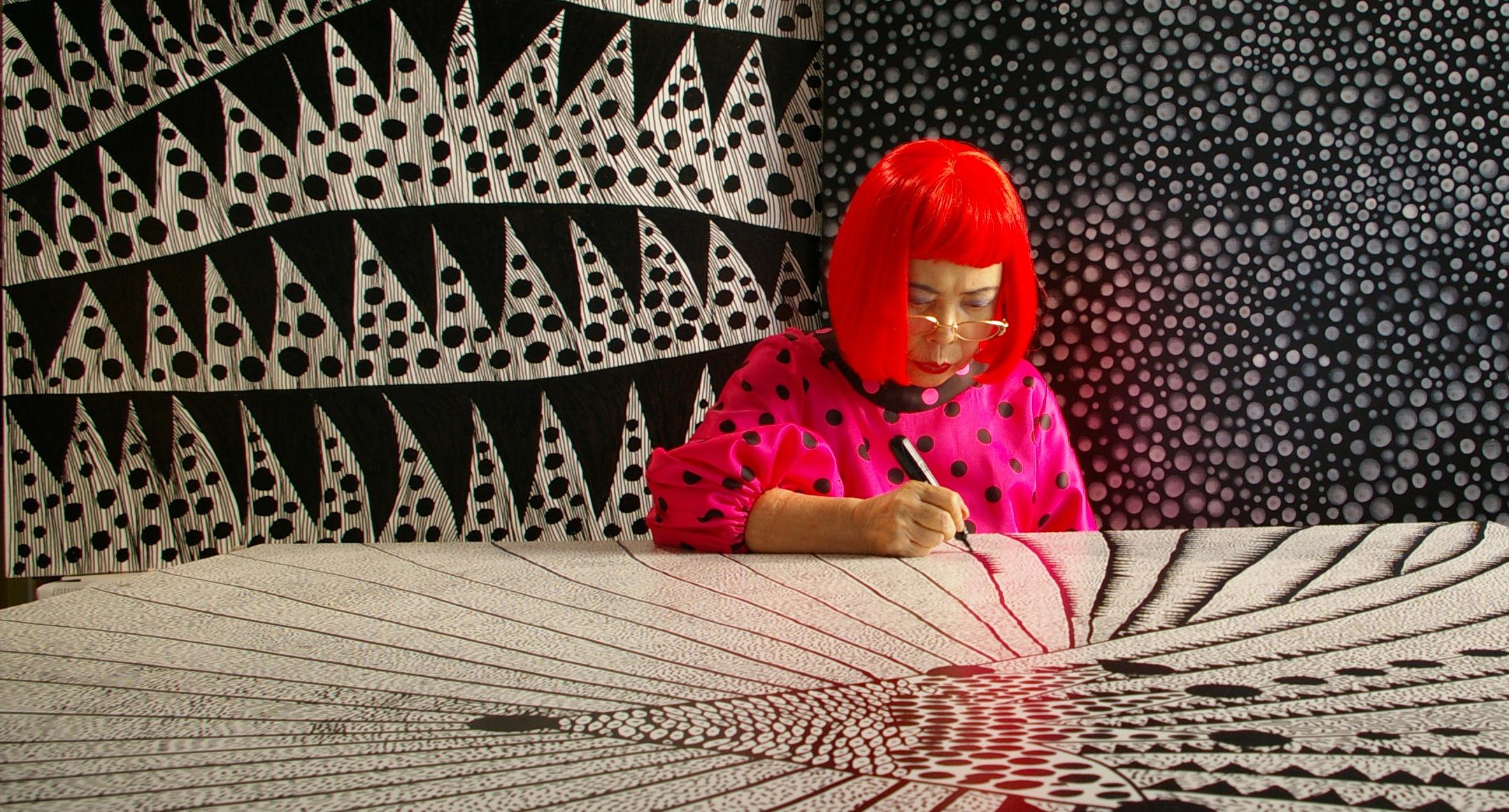 Kusama: Princess of Polka Dots