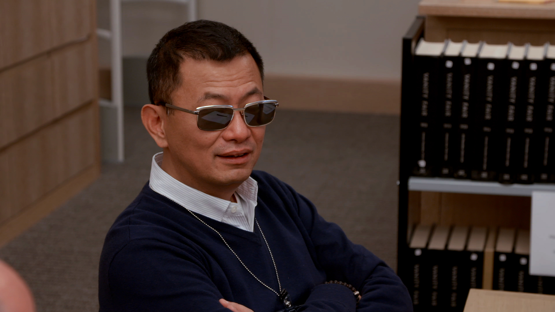 Wong Kar-Wai in The First Monday in May