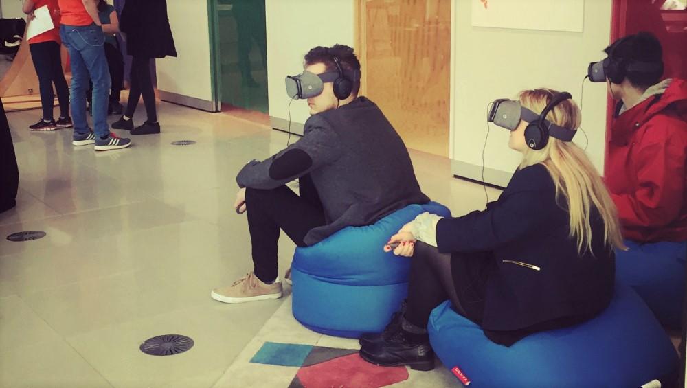 VR at Doc/Fest - Dogwoof