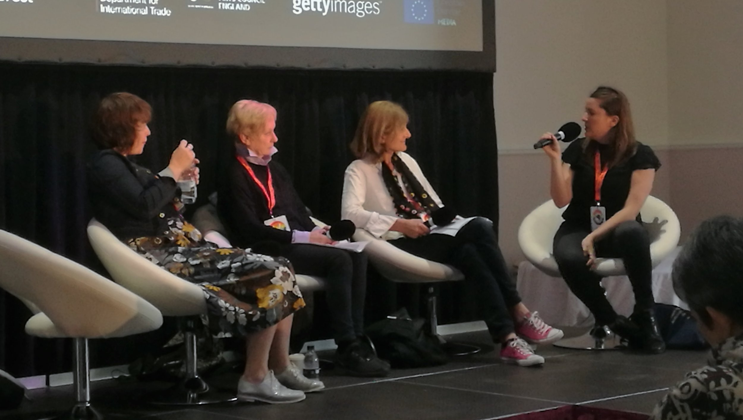 Doc/Fest 2017 Marketing Panel