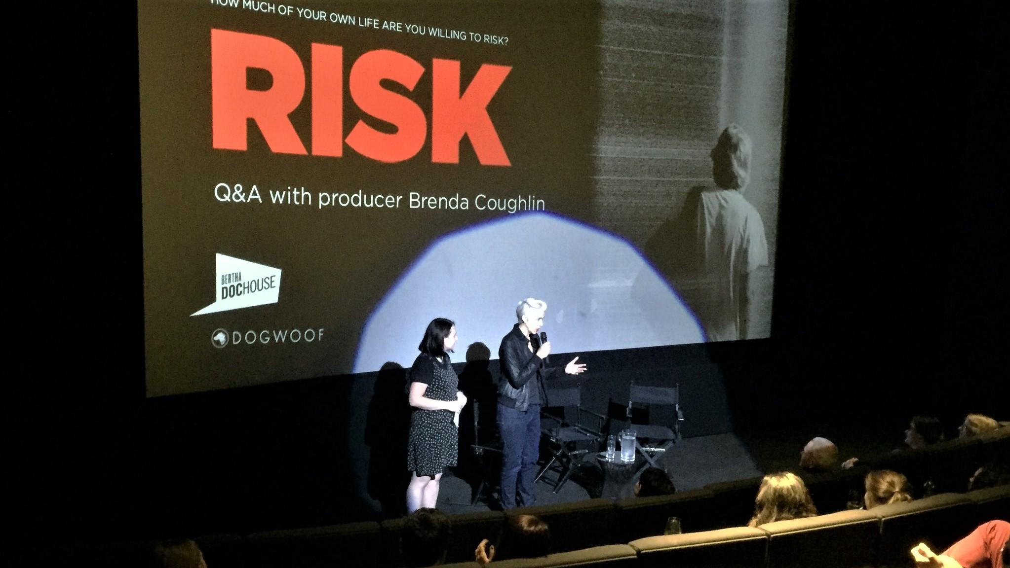 Brenda Coughlin - Risk - Dogwoof Documentary
