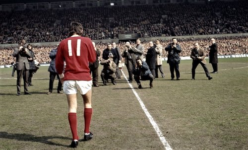 <h3>Best (George Best: <br>All By Himself)