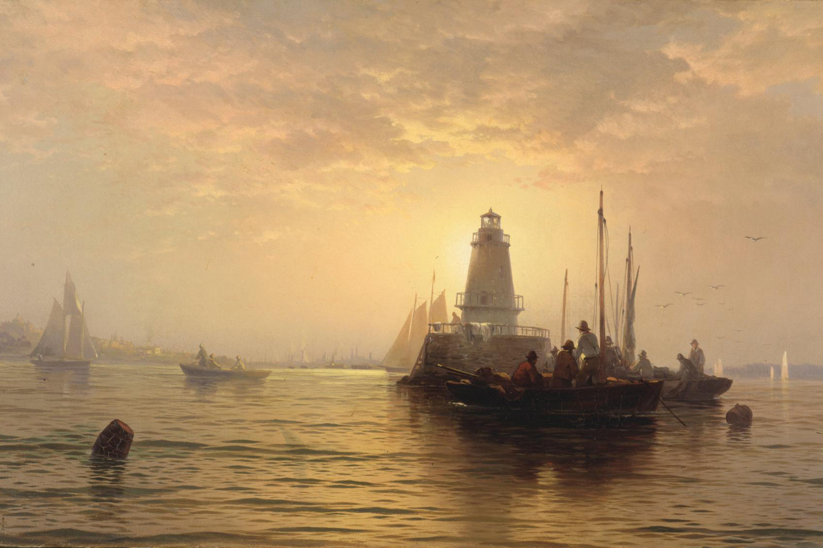Robbins Reef Lighthouse: A Home in the Harbor
