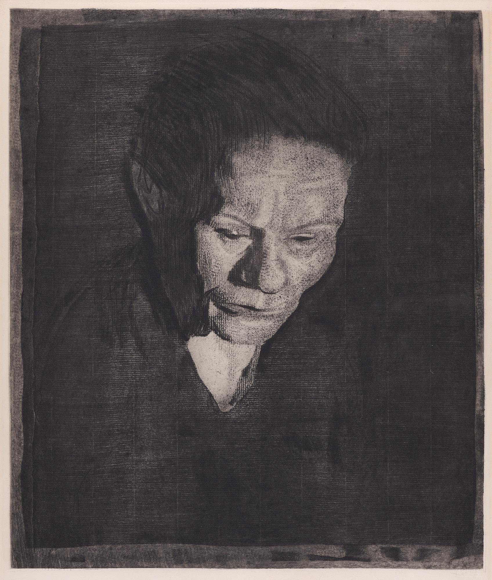 Kathe Kollwitz (1867-1945)