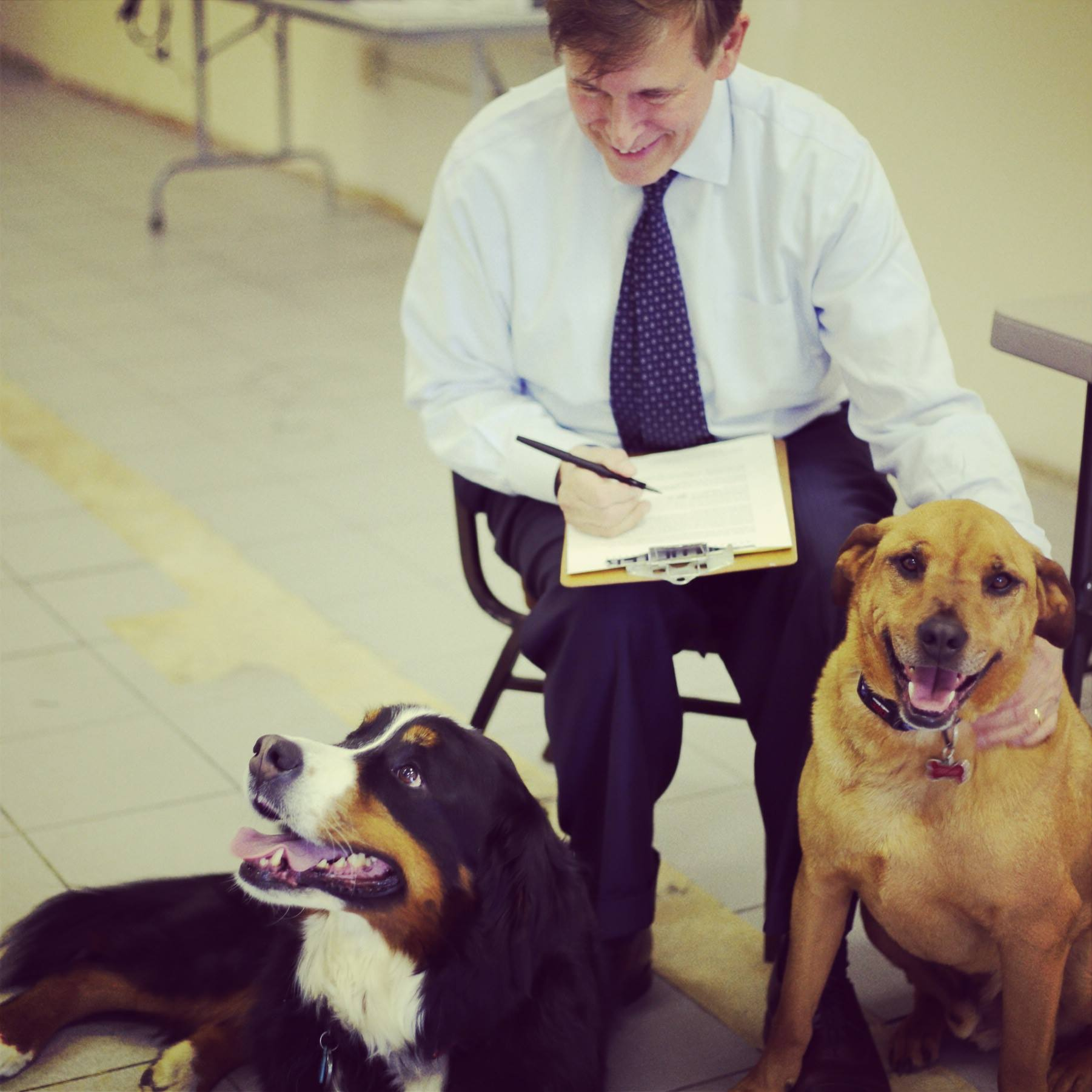 Puppy Endorsed Candidate