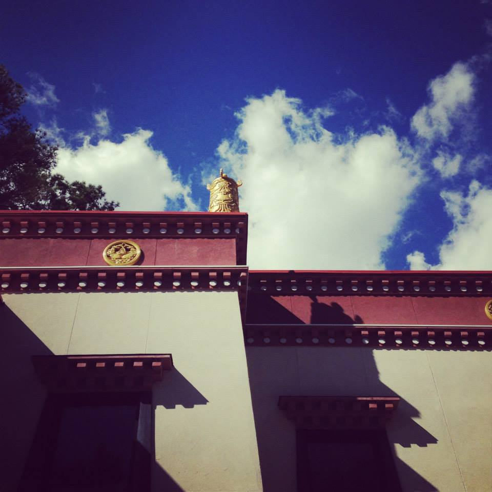 Temple Clouds