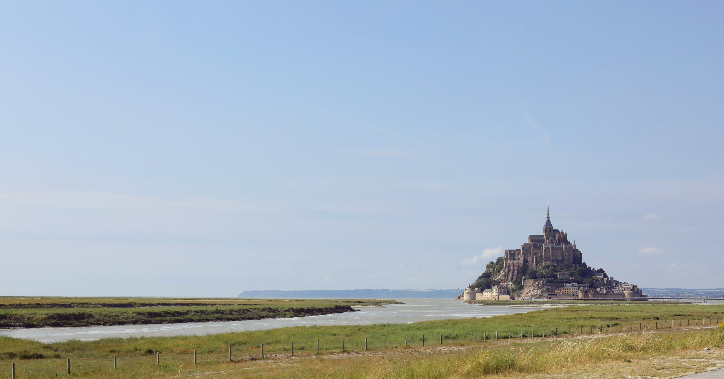 Le Mont-Saint-Michel, Normandy, France  Canon 5d Mark IV