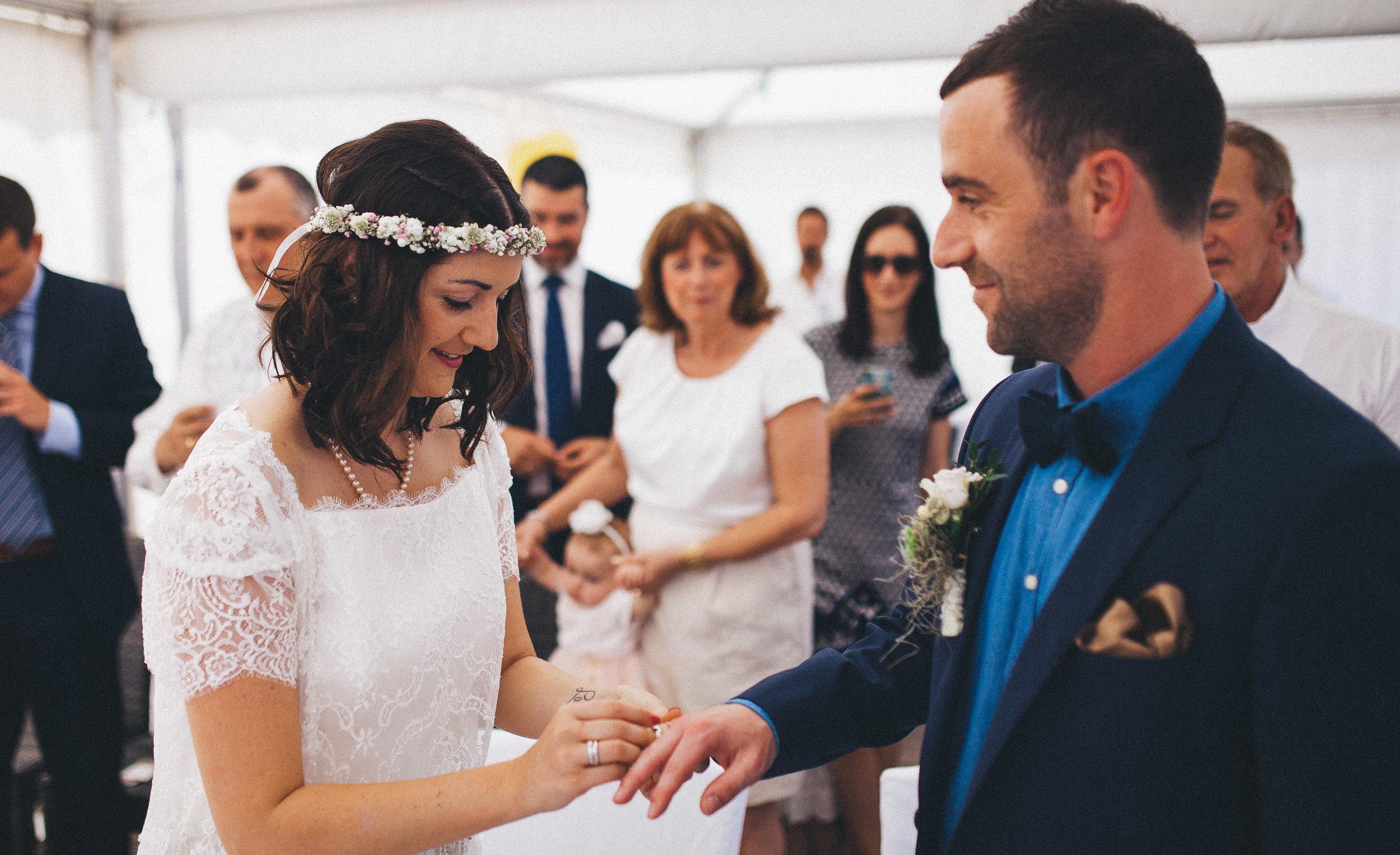 Heiraten in Damp