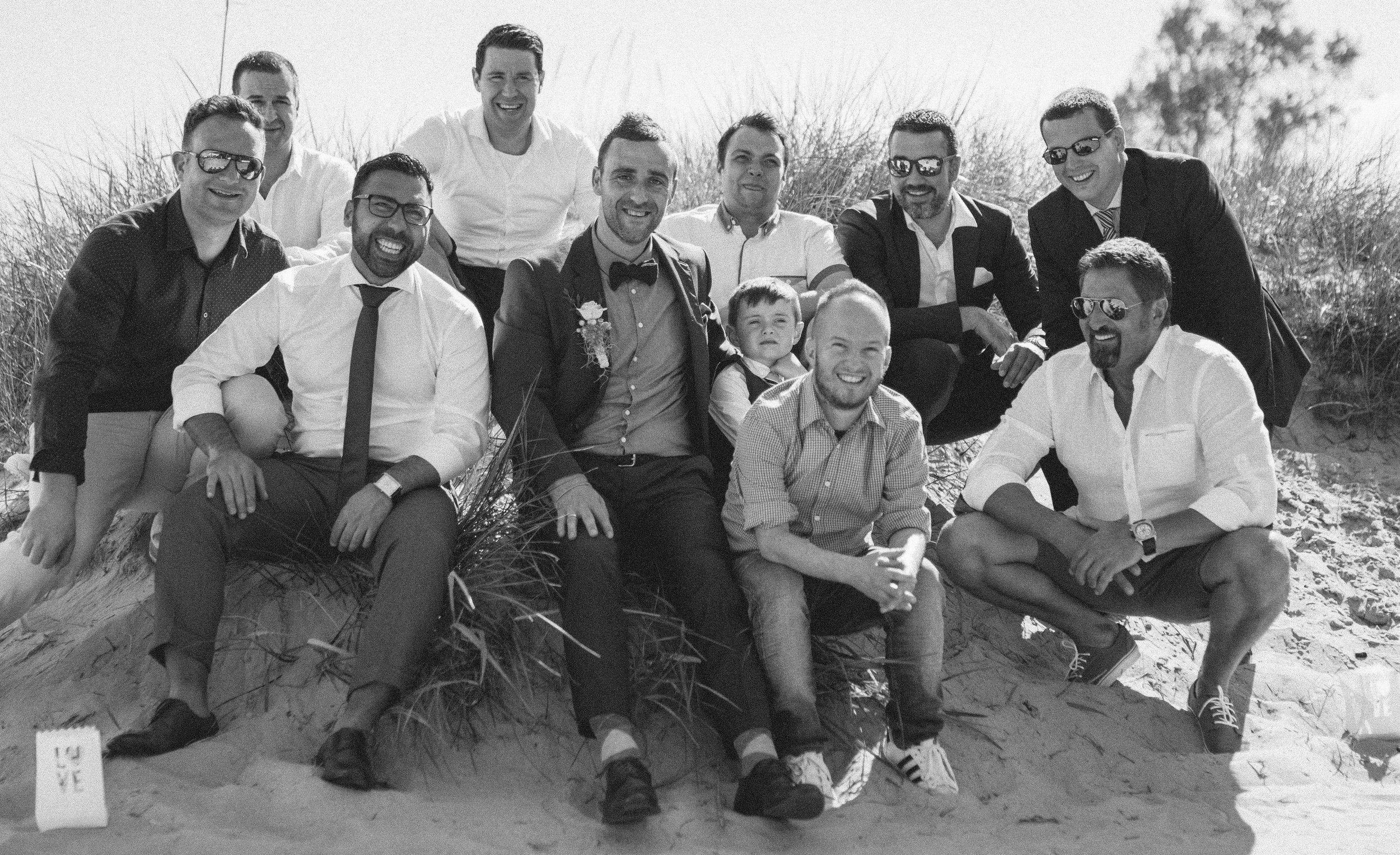 Strandterrasse Albatros - Ostsee Resort Damp Hochzeit