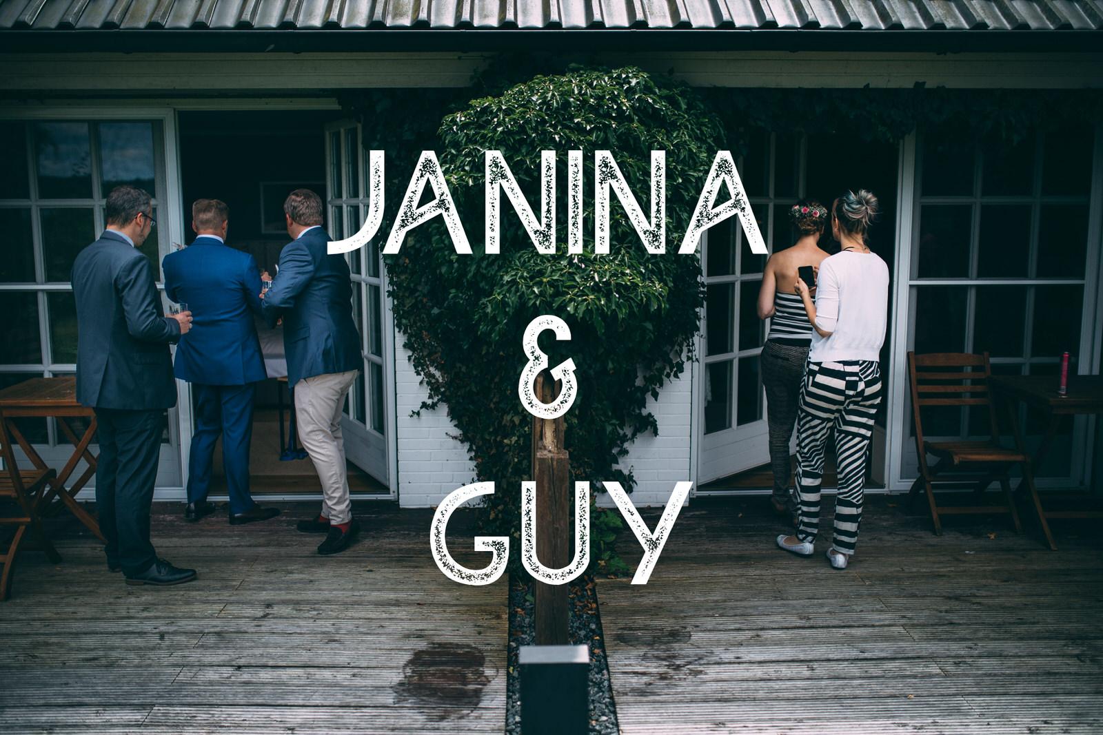 Janina und Guy