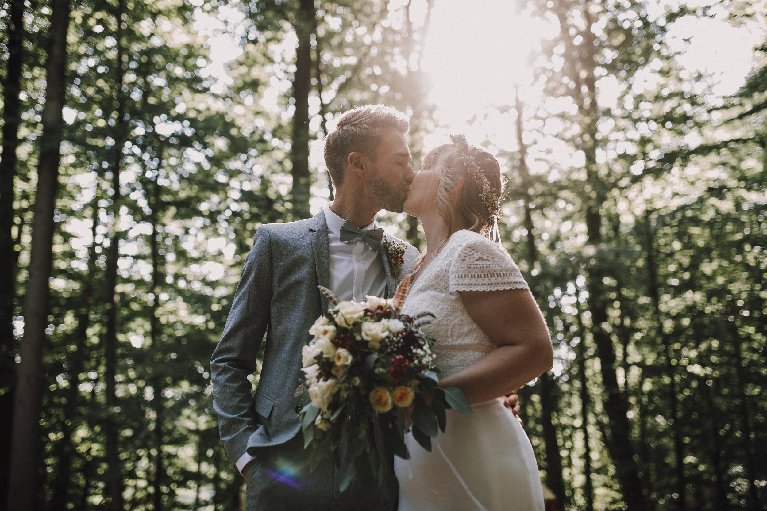 Hochzeitsfotograf Ascheffel Hüttener Berger