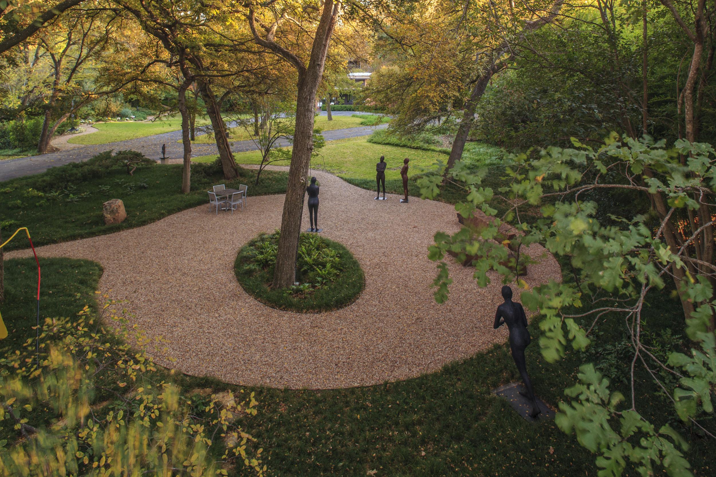 Valley House Sculpture Garden