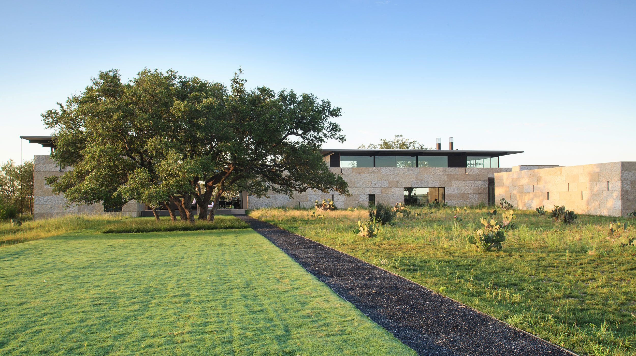 Hill Country Prospect Studio Outside Landscape Architects