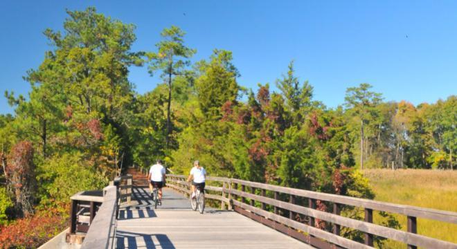 Breakwater Junction Trail