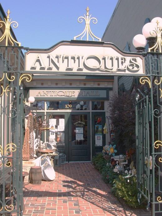 Lewes Mercantile Antique Shop