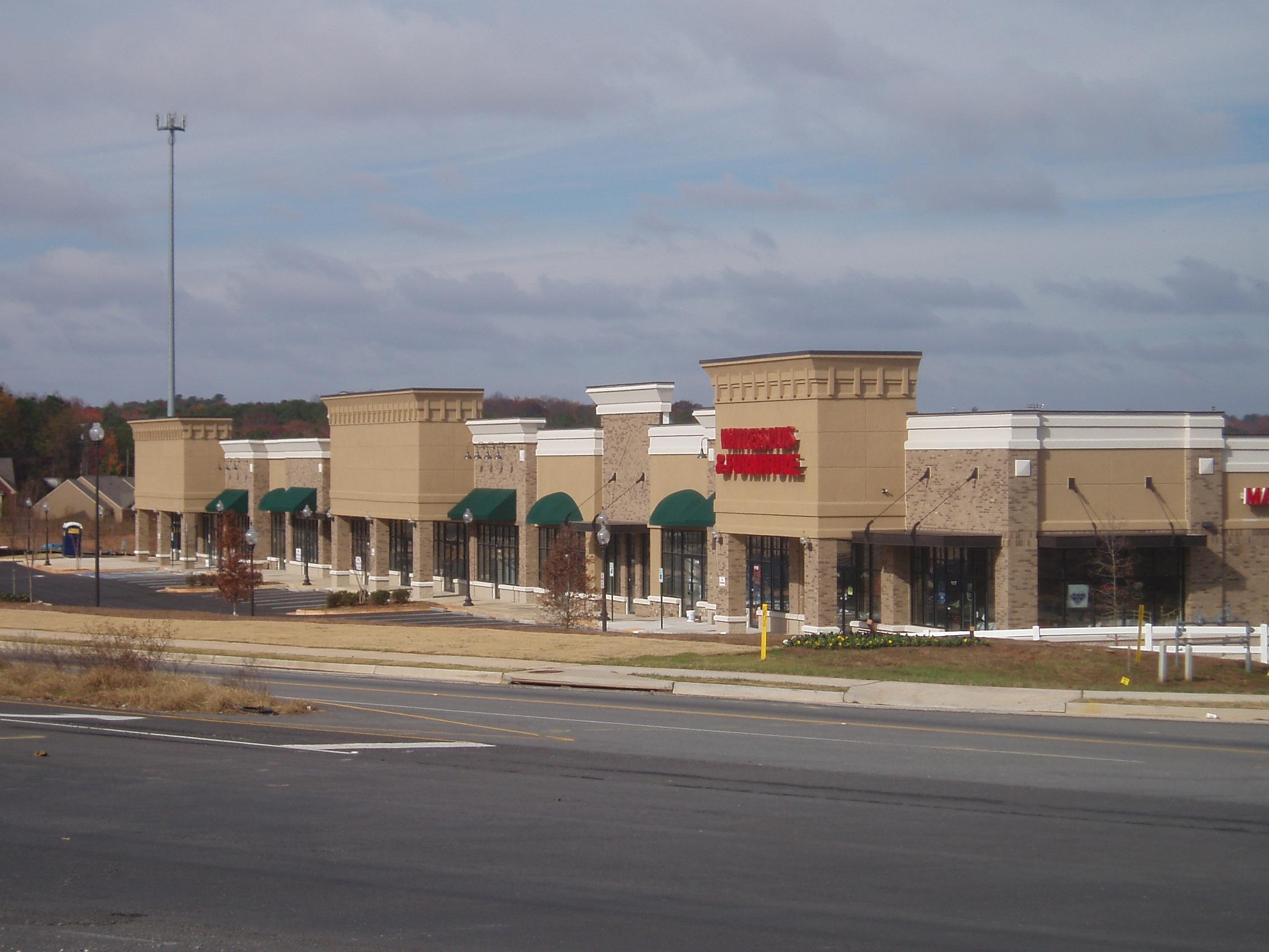 Shoppes of Woodstock