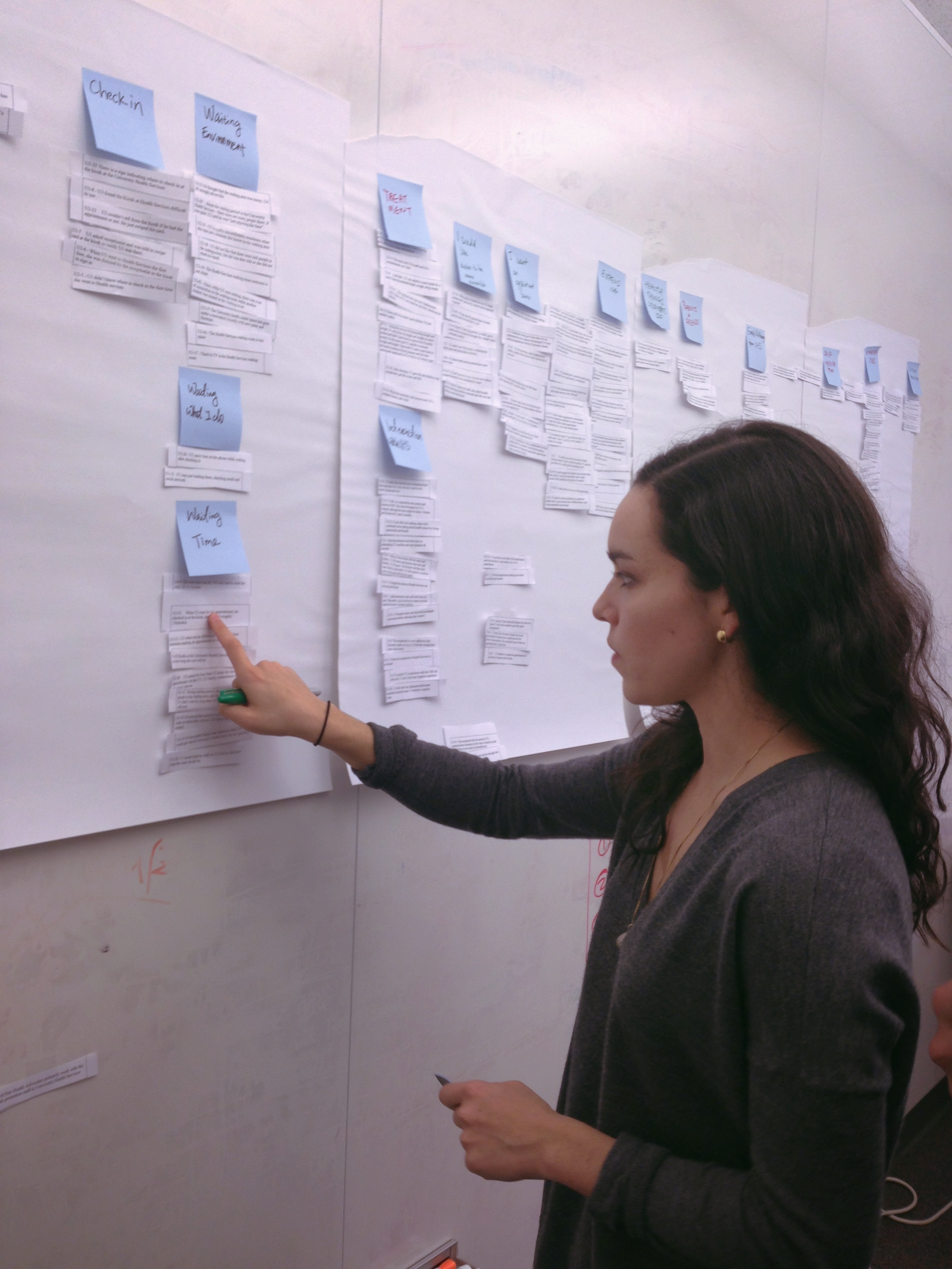 Health Services Redesign  Design proposal for improving CMU's health services. Contextual Inquiry  | Interviews  | Storyboarding