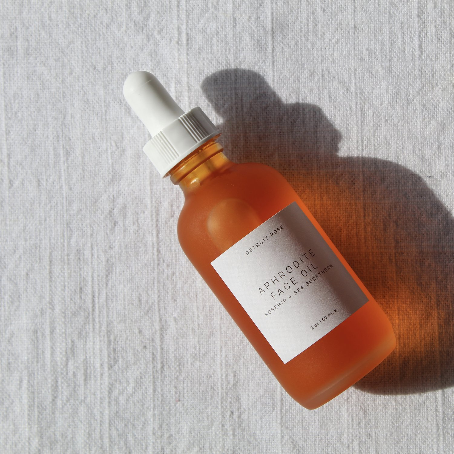 Share your love of natural beauty products and self care with this face oil from  Detroit Rose . Maybe even have an at-home spa day with your mom!