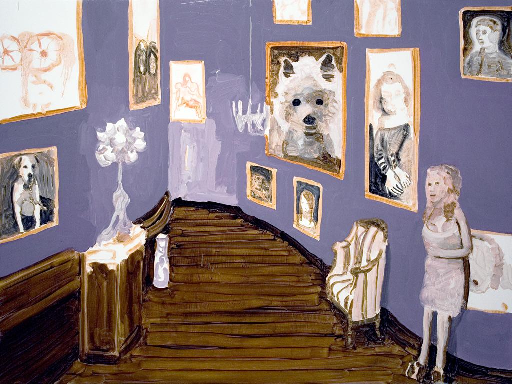 Portrait of the Woman Next-door