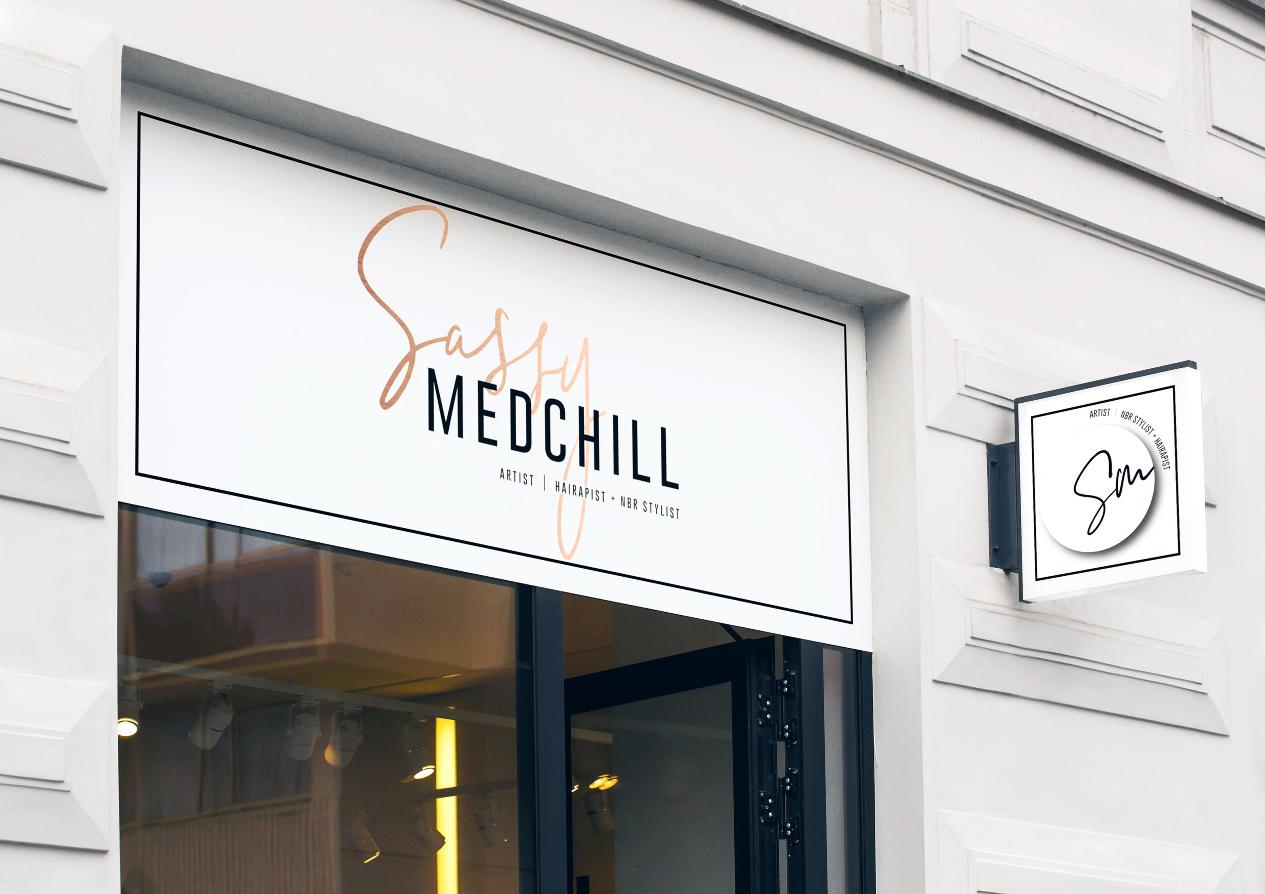 SASSY MEDCHILL |  PERSONAL BRANDING, WEBSITE DESIGN + DEVELOPMENT, SOCIAL MEDIA STYLING, INFLUENCER OUTREACH STRATEGY