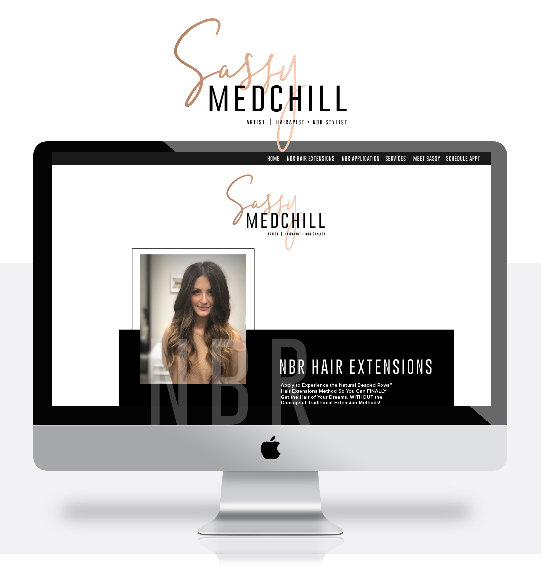 SASSY MEDCHILL |  PERSONAL BRANDING, WEBSITE DESIGN, INFLUENCER OUTREACH STRATEGY