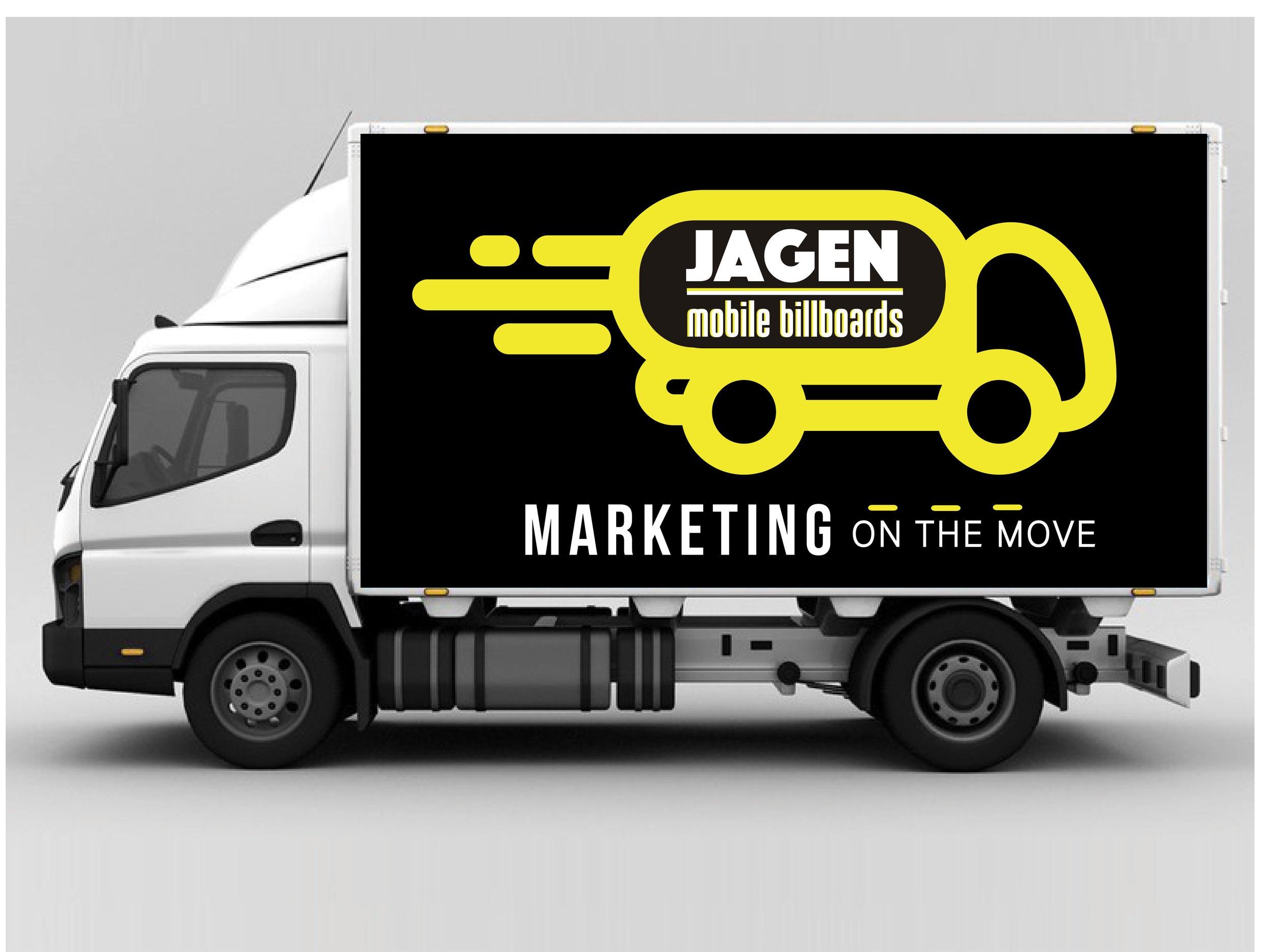 JAGEN MOBILE BILLBOARDS |  BRANDING