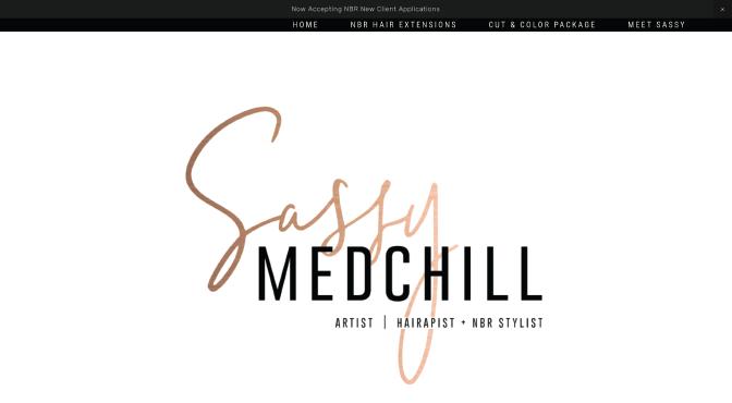 Sassy Medchill - NBR Hairstylist