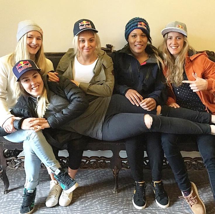 Red Bull UK ladies