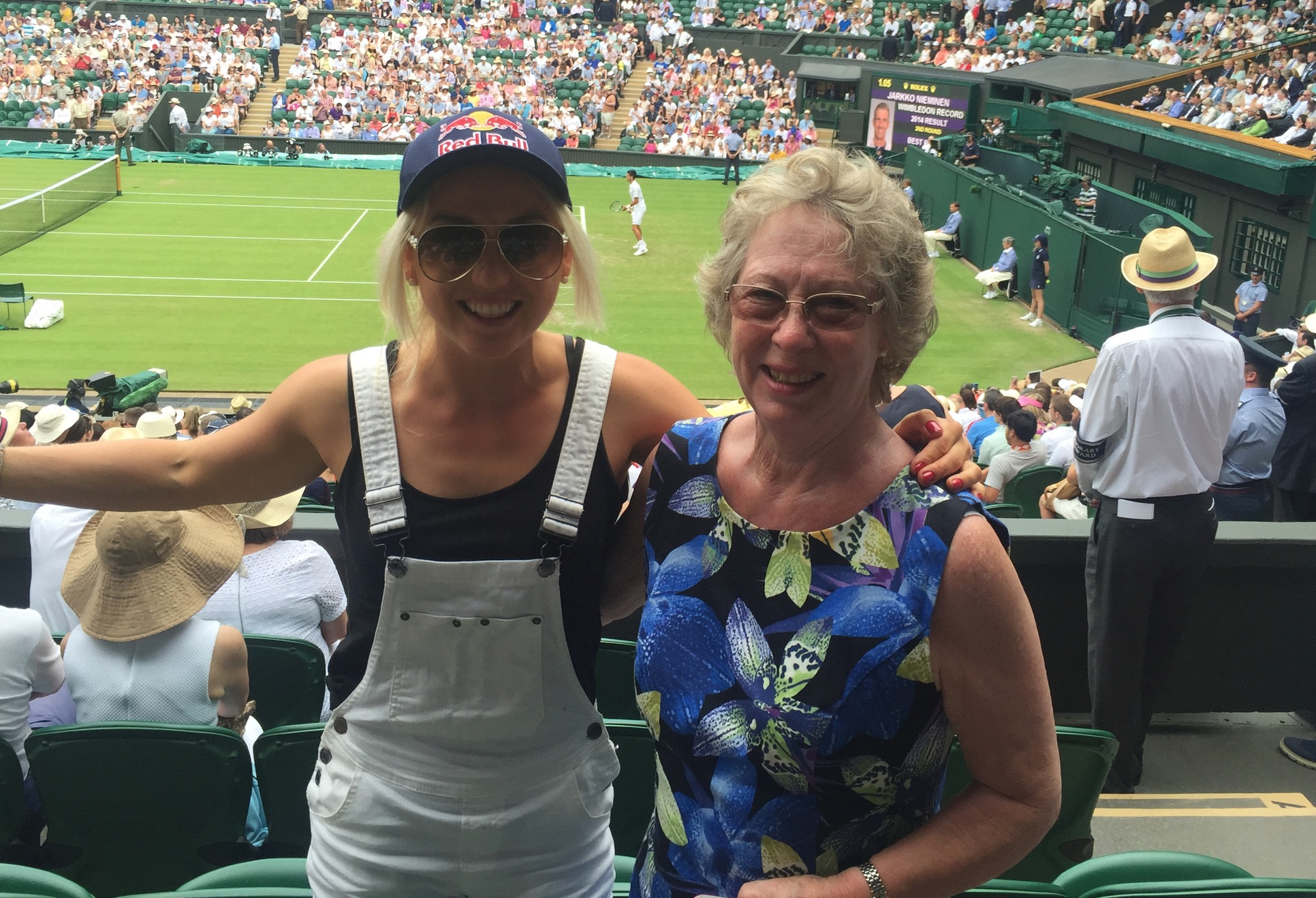 Me and my Nan!