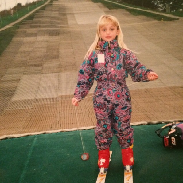 Throwback to when I had that yoyo and 2 plank ski   #bromleydryslope  -  See more on Instagram