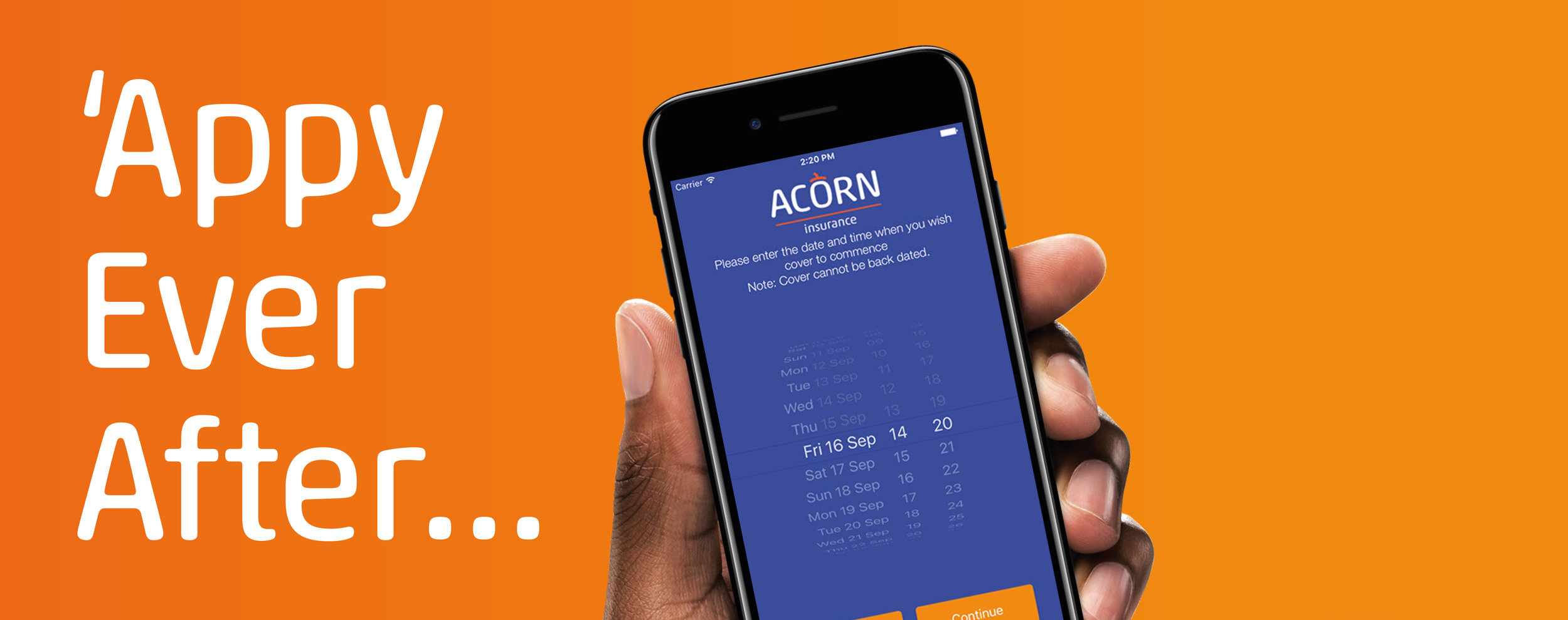Acorn Appy ever after.jpg