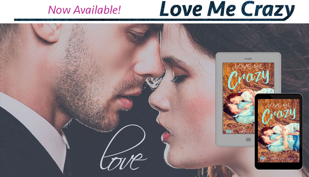 love me crazy camden leigh author contemporary new adult romance book