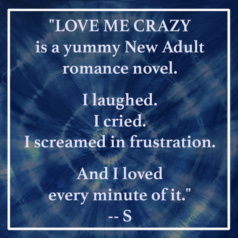 contemporary romance new adult love me crazy by camden leigh