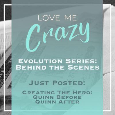 quinn love me crazy camden leigh romance book author contemporary new adult