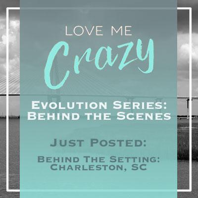charleston south carolina love me crazy camden leigh contemporary romance author