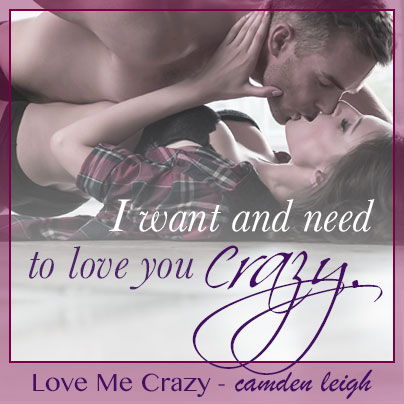 love me crazy by camden leigh romance new adult contemporary southern