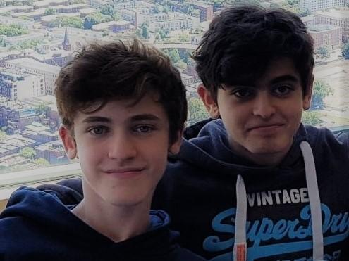 2018-04-25 Leo and Noah Shofar Photo.jpg
