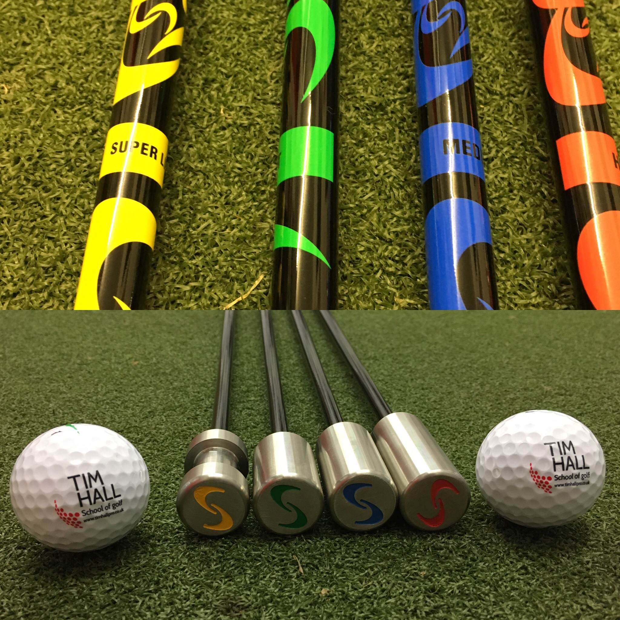The THSG Invest in the new Superspeed Golf System