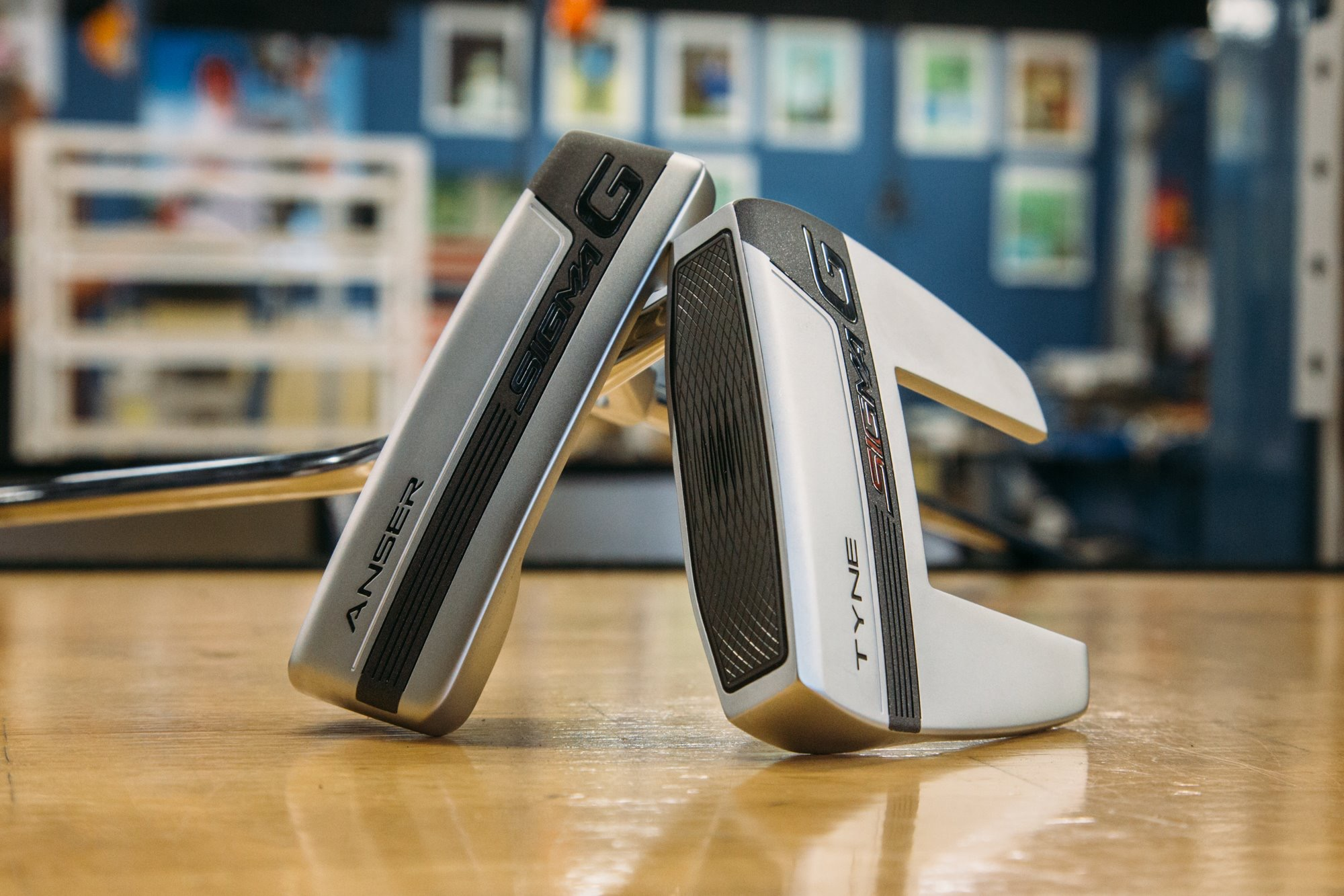 The New Ping Sigma G Putter Range - In Store Now at THSG