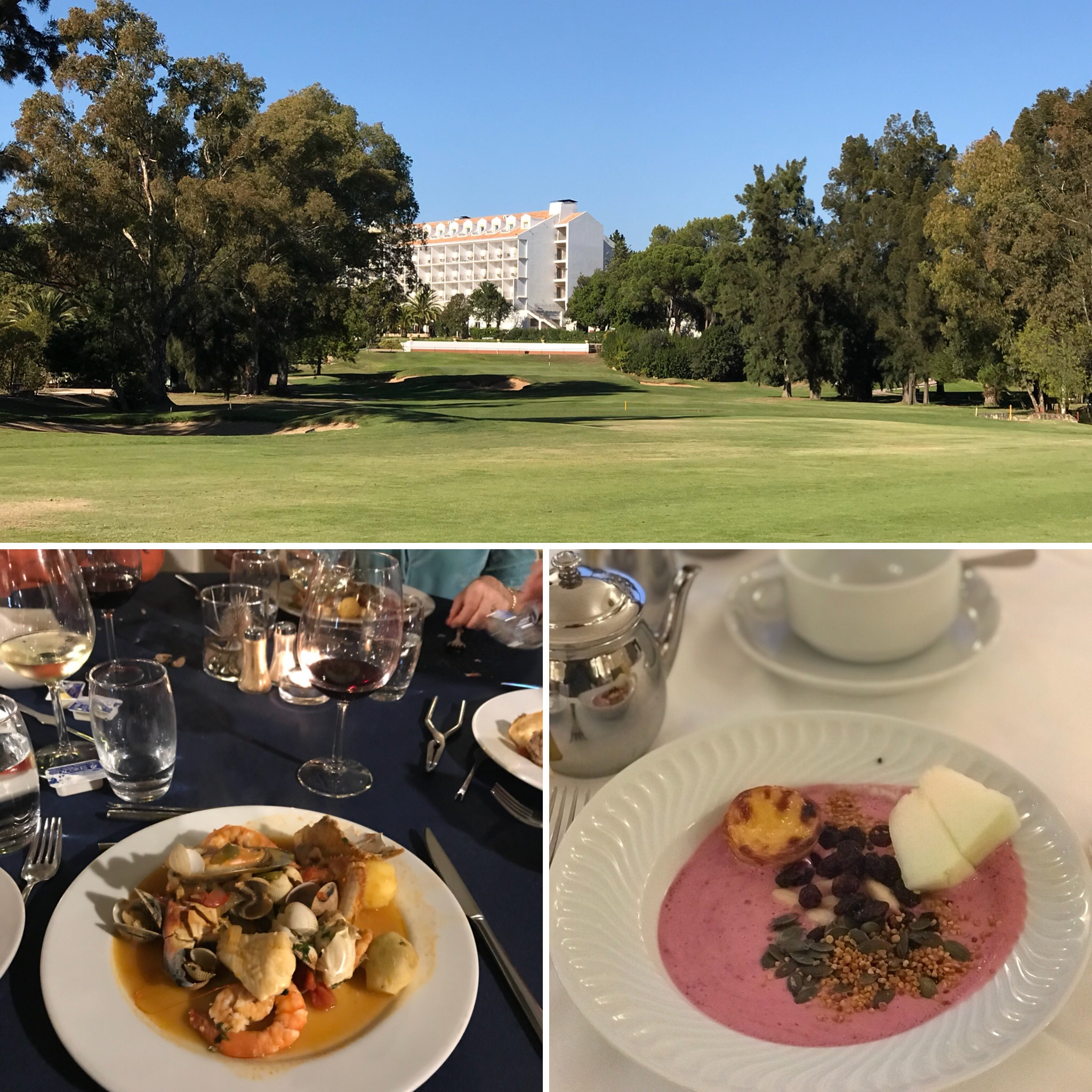 Penina Golf Resort With Great Cusine