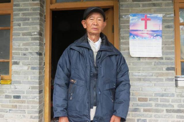 Lisu man gets a new winter coat part 2