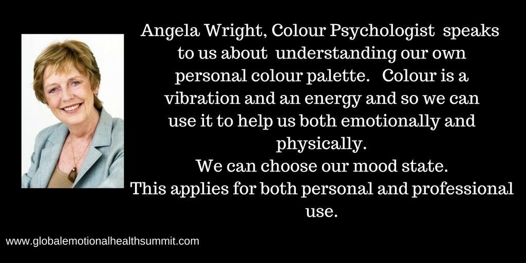 Angela Wright, Colour Psychologist speaks.jpg