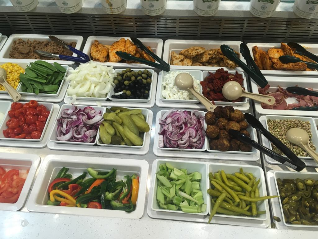 Fresh, Clean Food - Freshly Chopped ..The Health Food Company